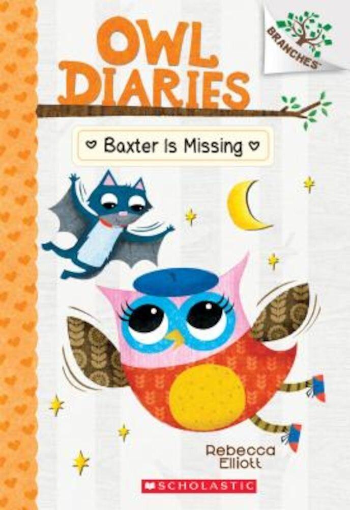 Baxter Is Missing, Paperback