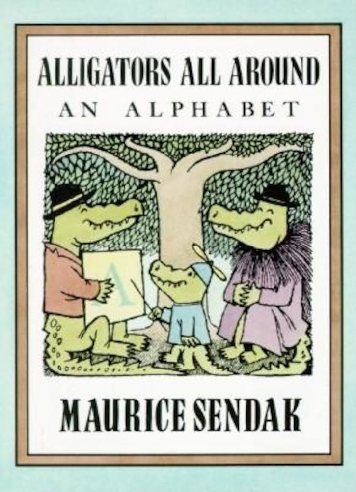 Alligators All Around, Paperback