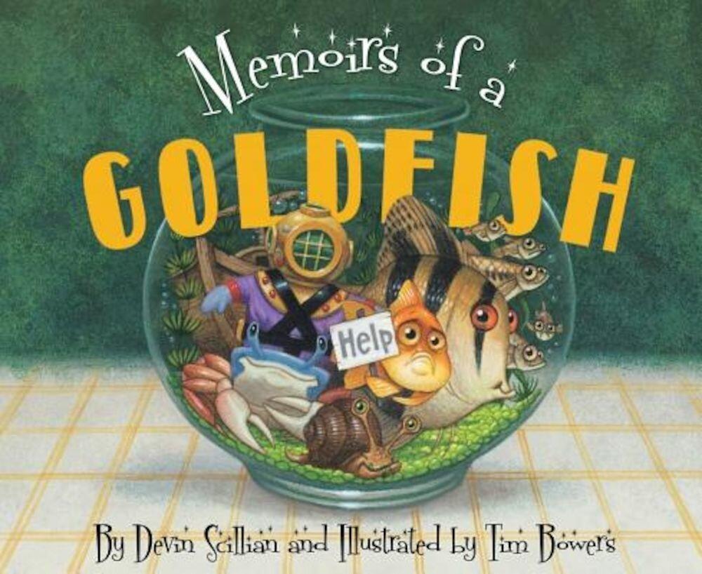 Memoirs of a Goldfish, Hardcover