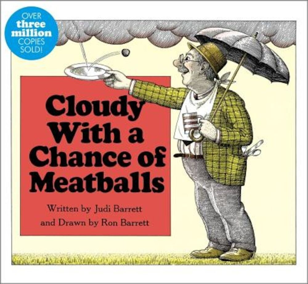 Cloudy with a Chance of Meatballs, Hardcover