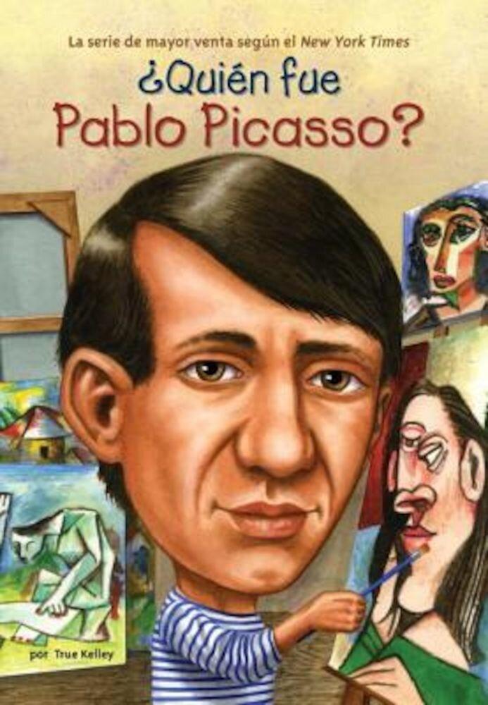 Quien Fue Pablo Picasso?, Paperback