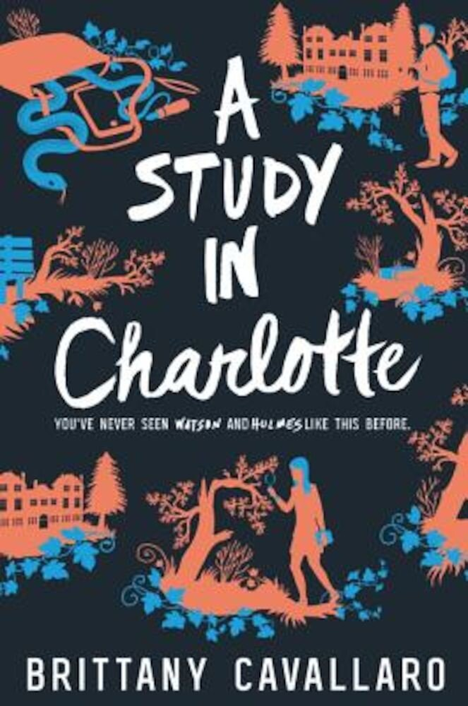 A Study in Charlotte, Paperback