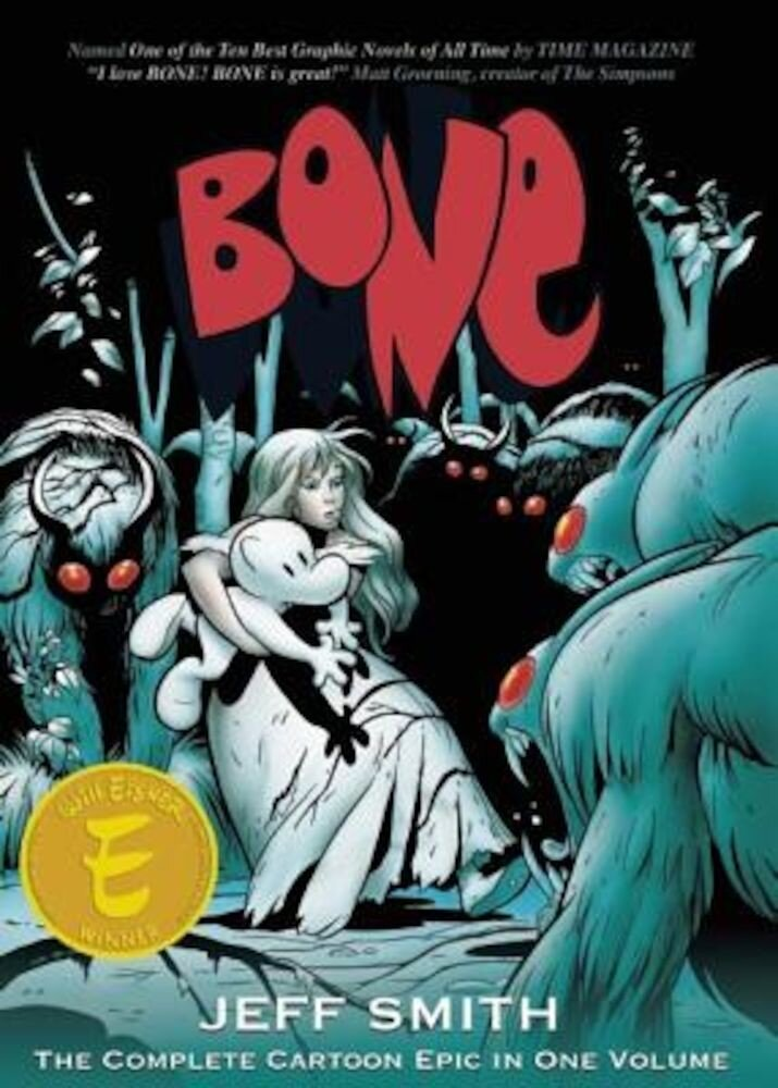 Bone: The Complete Cartoon Epic in One Volume, Paperback