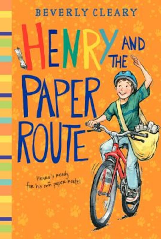 Henry and the Paper Route, Paperback
