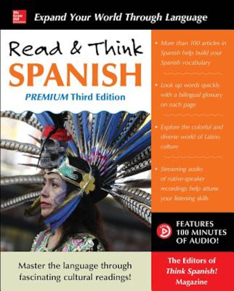 Read & Think Spanish, Premium Third Edition, Paperback