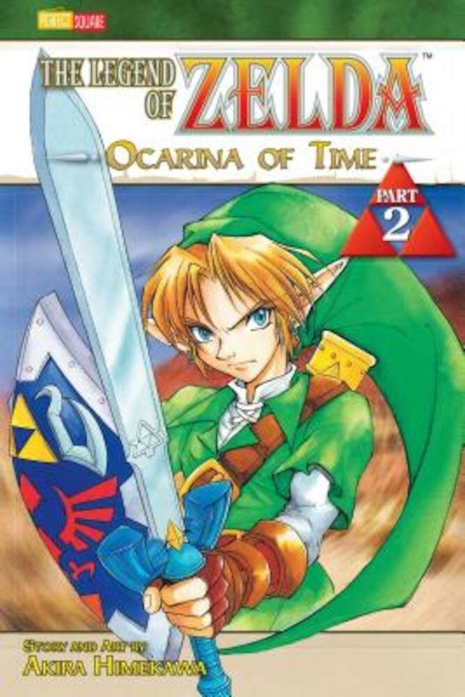 The Legend of Zelda, Volume 2: Ocarina of Time, Paperback