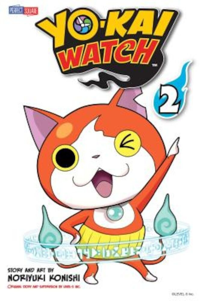 Yo-Kai Watch, Vol. 2, Paperback