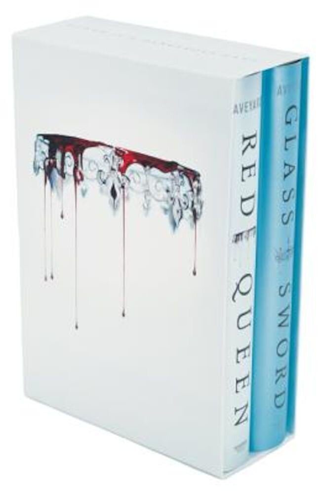 Red Queen 2-Book Hardcover Box Set: Red Queen and Glass Sword