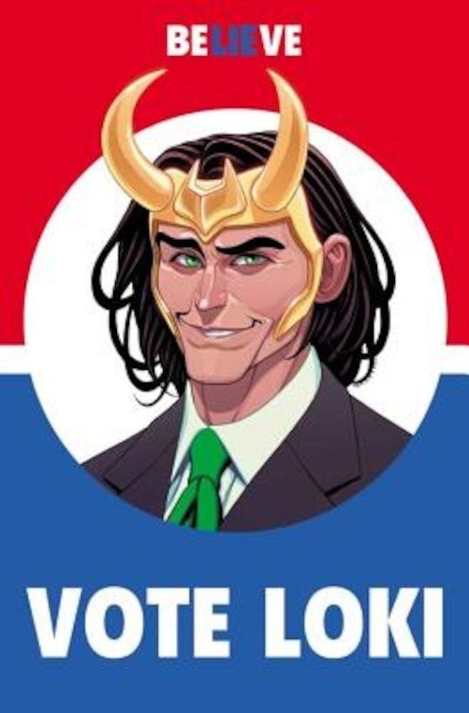 Vote Loki, Paperback