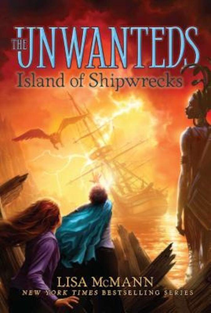 Island of Shipwrecks, Hardcover