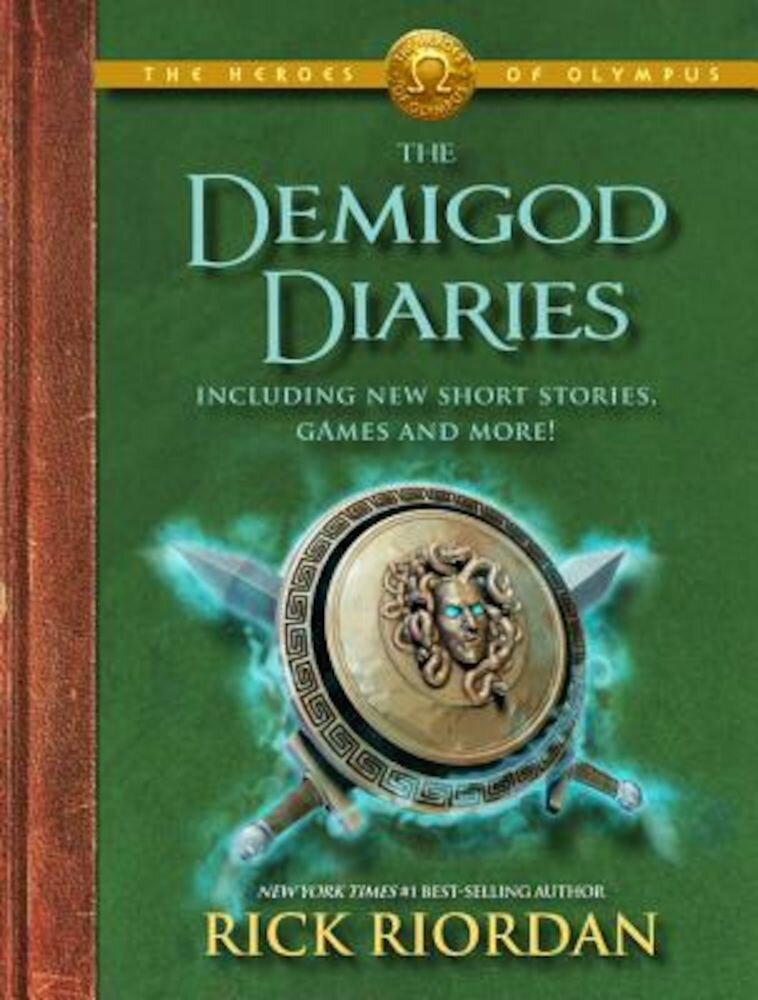 The Demigod Diaries, Hardcover