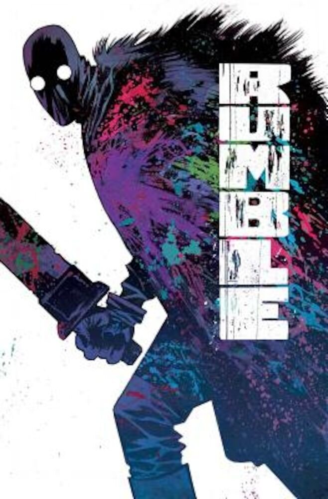 Rumble, Volume 3: Immortal Coil, Paperback