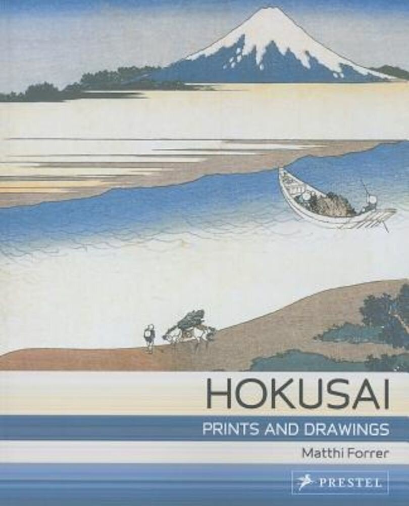 Hokusai: Prints and Drawings, Paperback
