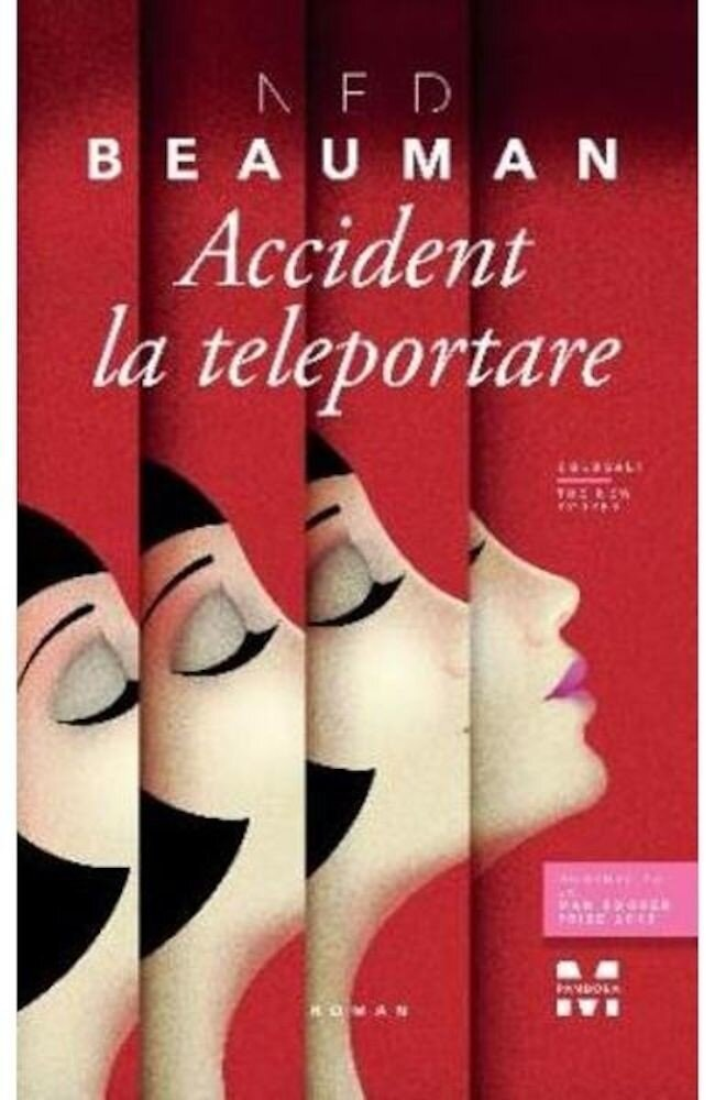 Accident la teleportare