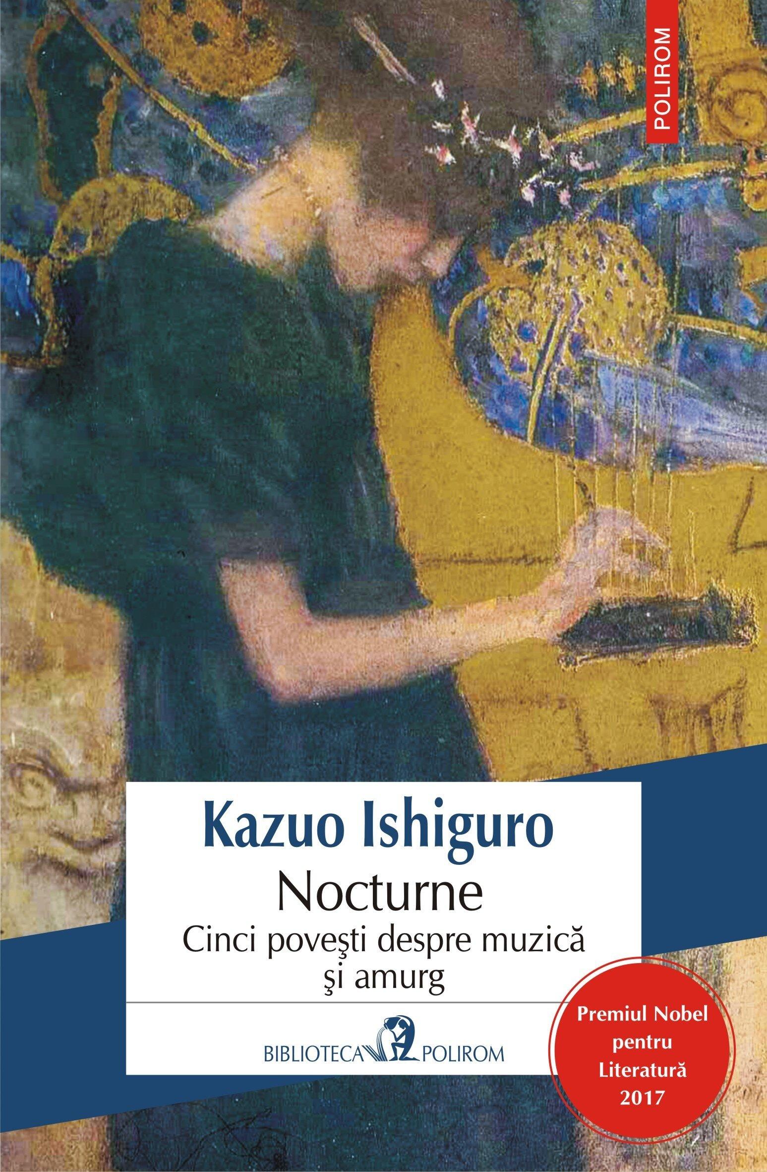 Nocturne. Cinci povesti despre muzica si amurg (eBook)
