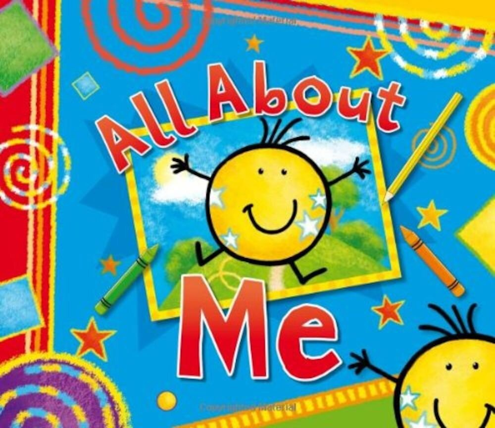 All About Me Book Only