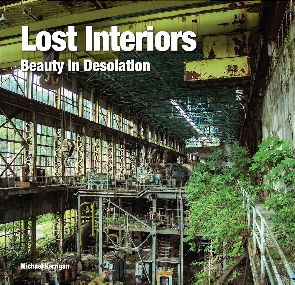 Lost Interiors: Beauty in Desolation