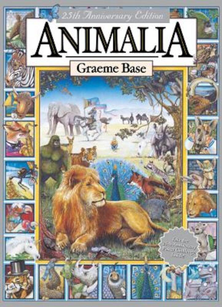 Animalia: Anniversary Edition, Hardcover