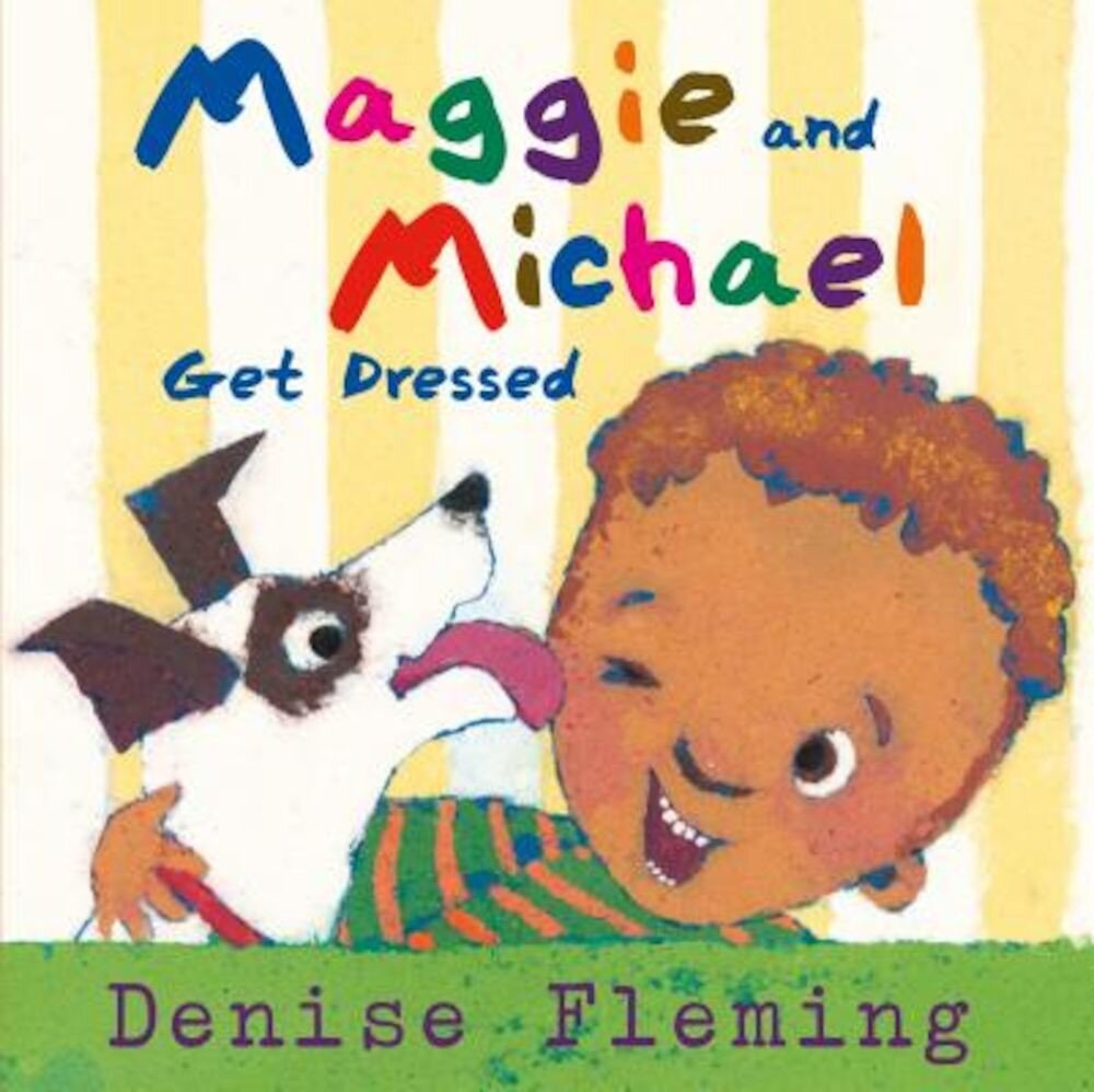 Maggie and Michael Get Dressed, Hardcover
