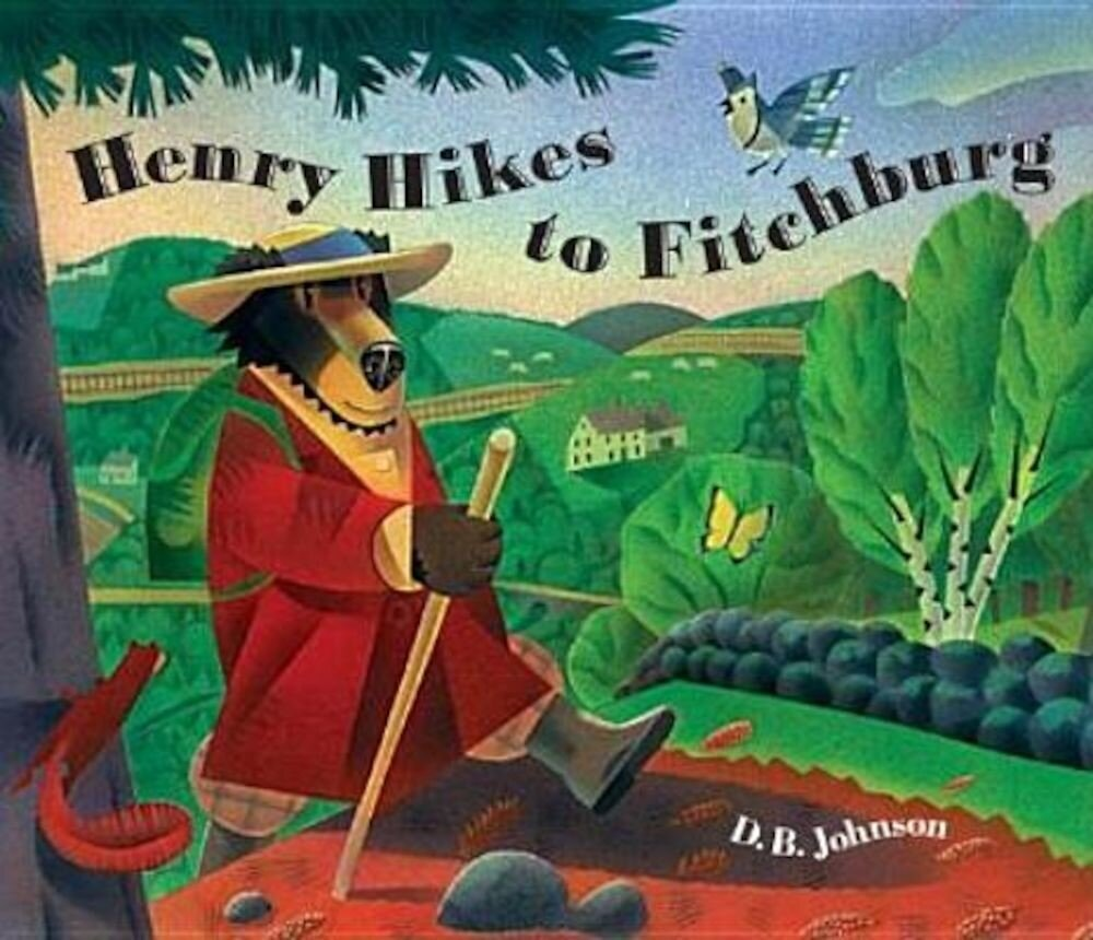 Henry Hikes to Fitchburg, Paperback