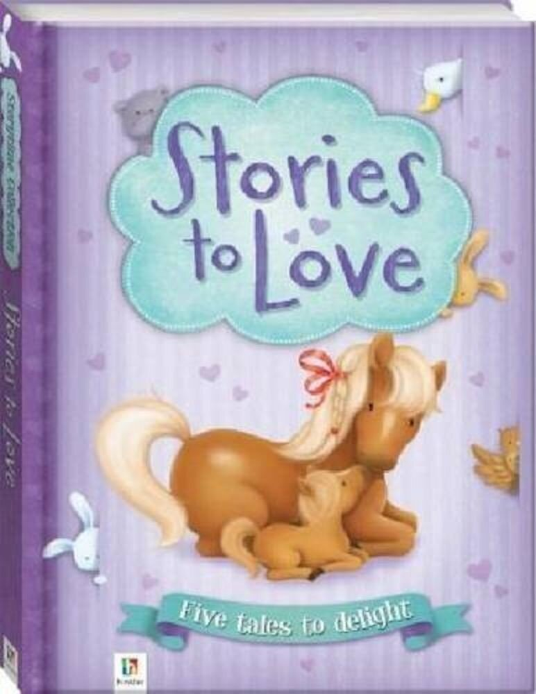 Coperta Carte Storytime Collection: Stories to Love