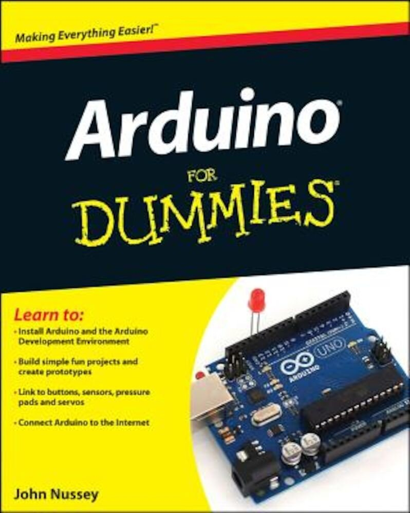 Arduino for Dummies, Paperback