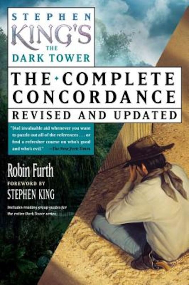 Stephen King's the Dark Tower Concordance, Paperback