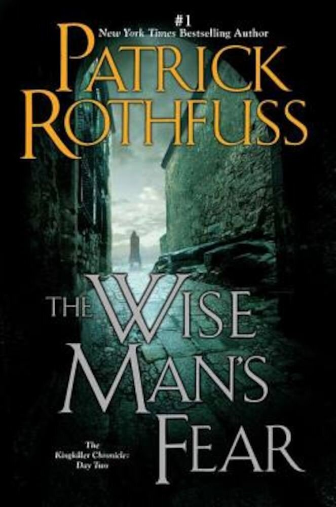 The Wise Man's Fear, Paperback