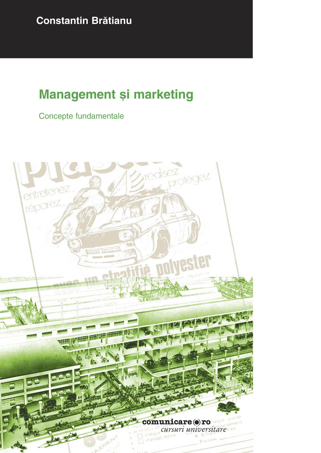 Management si marketing. Concepte fundamentale (eBook)