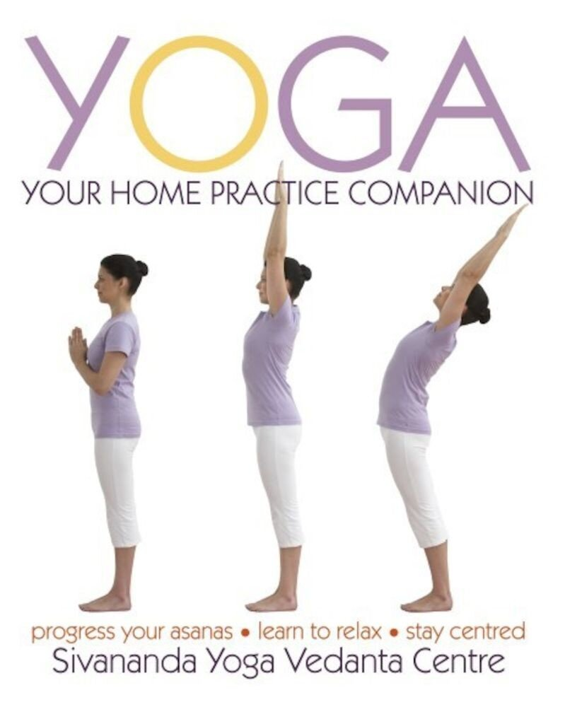 Yoga Your Home Practice Companion - English version