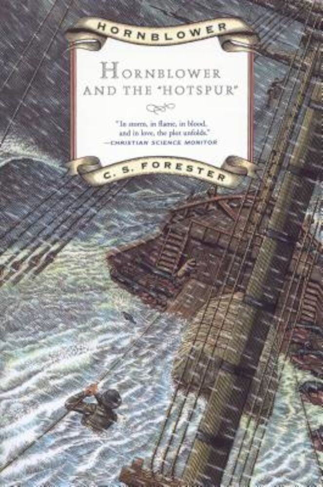 Hornblower and the Hotspur, Paperback