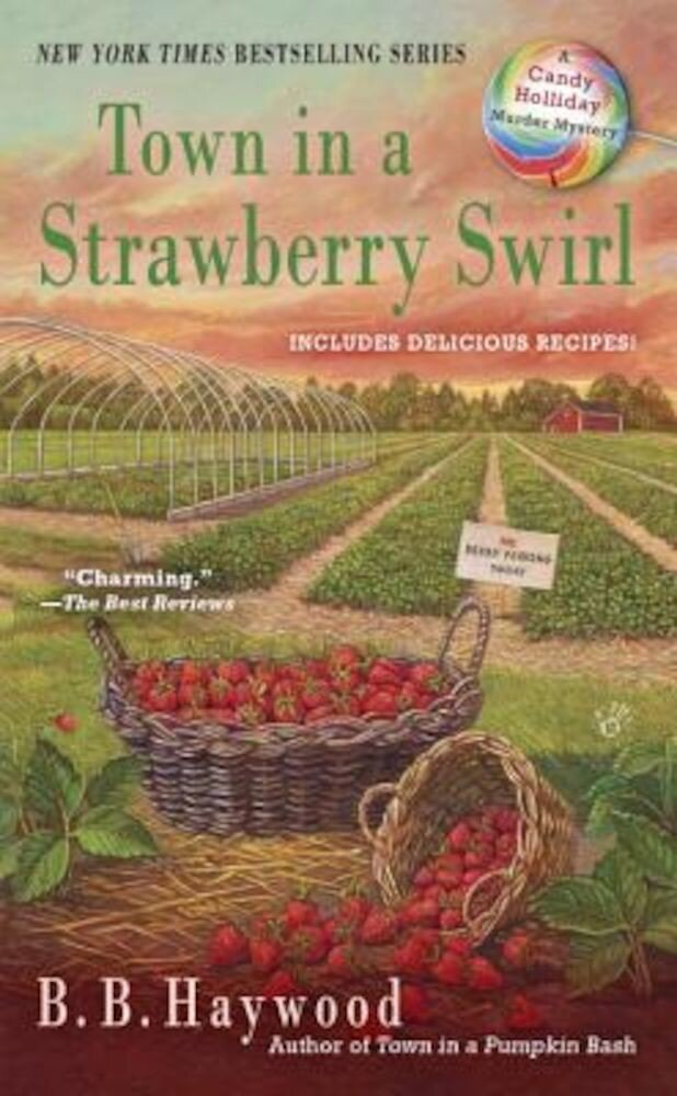 Town in a Strawberry Swirl, Paperback
