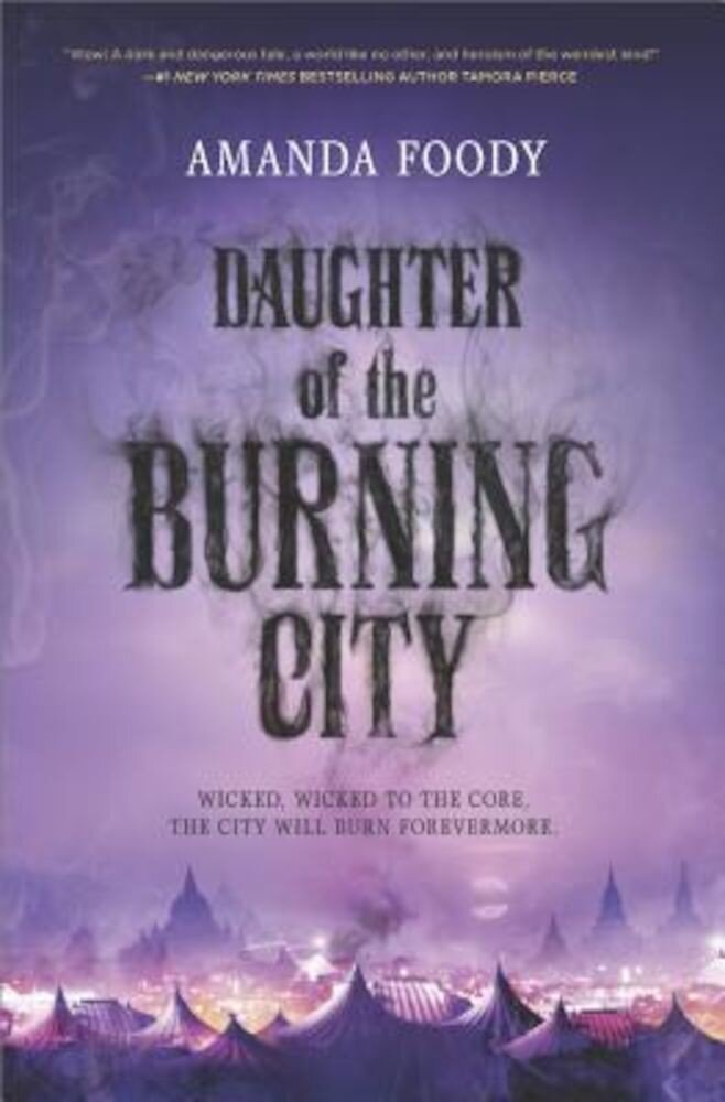 Daughter of the Burning City, Hardcover