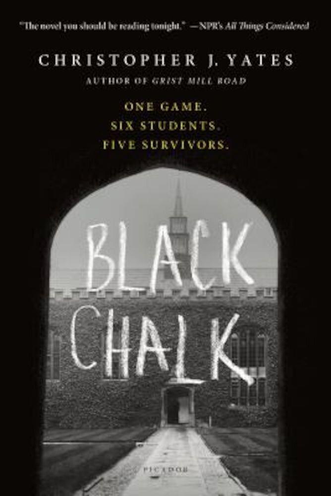 Black Chalk, Paperback