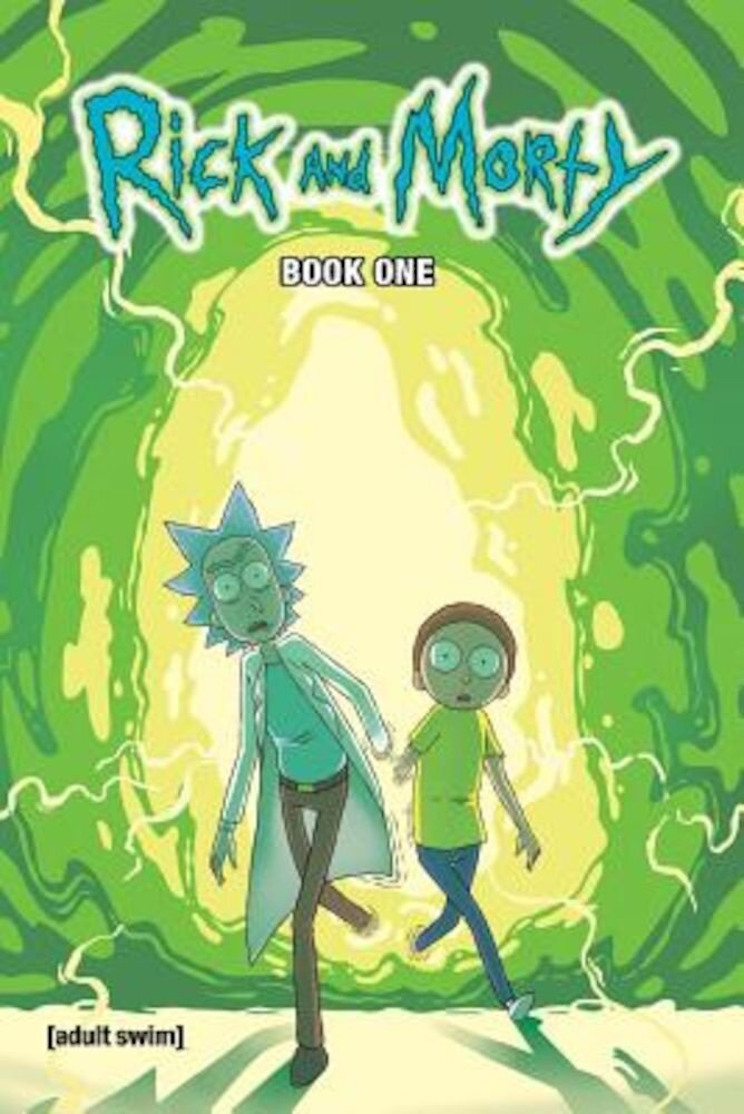 Rick and Morty, Book 1, Hardcover