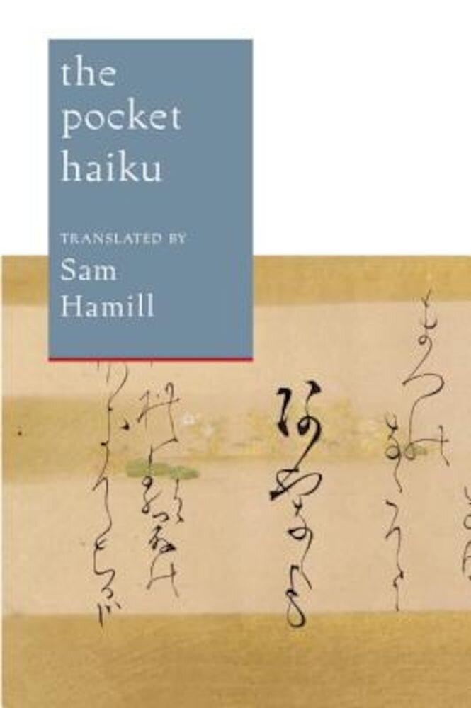 The Pocket Haiku, Paperback