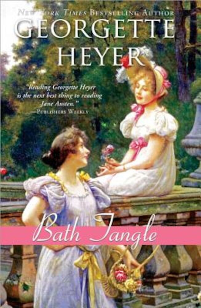 Bath Tangle, Paperback