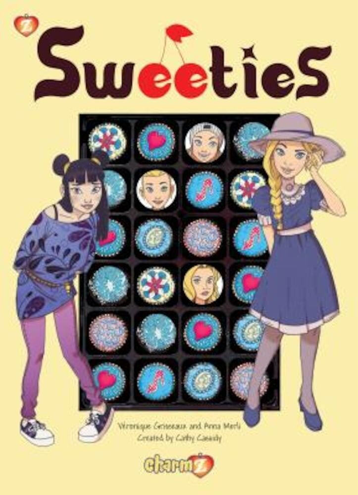 Sweeties Volume 1: Cherry Skye, Paperback