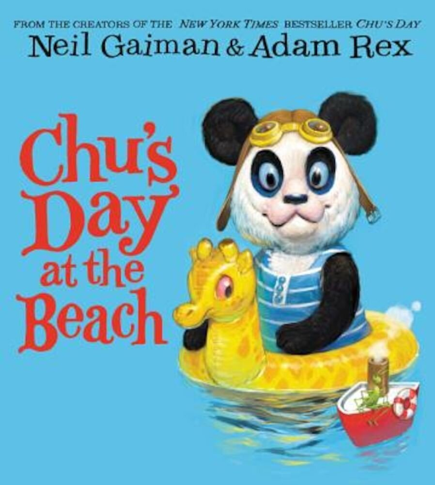 Chu's Day at the Beach, Hardcover