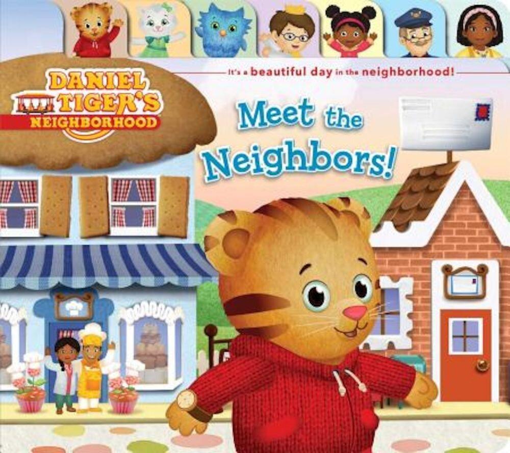 Meet the Neighbors!, Hardcover