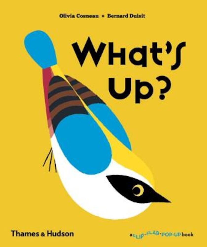 What's Up?, Hardcover