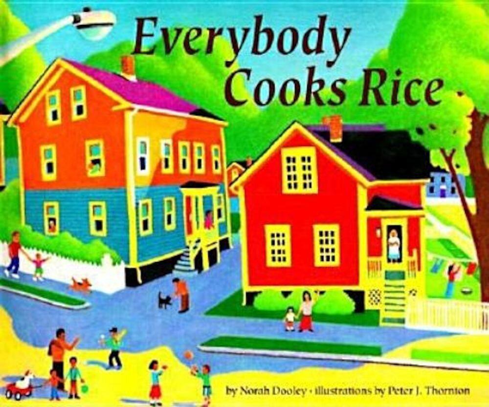 Everybody Cooks Rice, Paperback