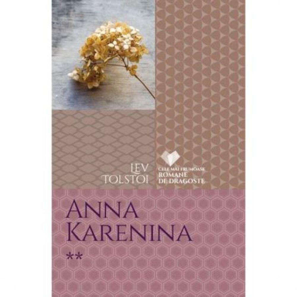 Set Anna Karenina (2 volume)