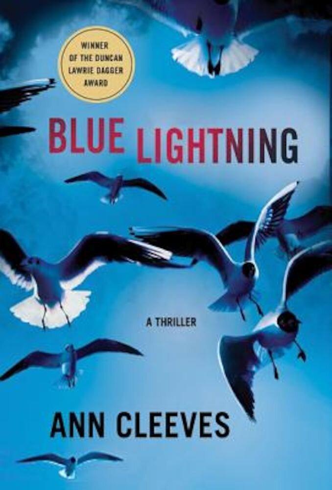 Blue Lightning, Paperback
