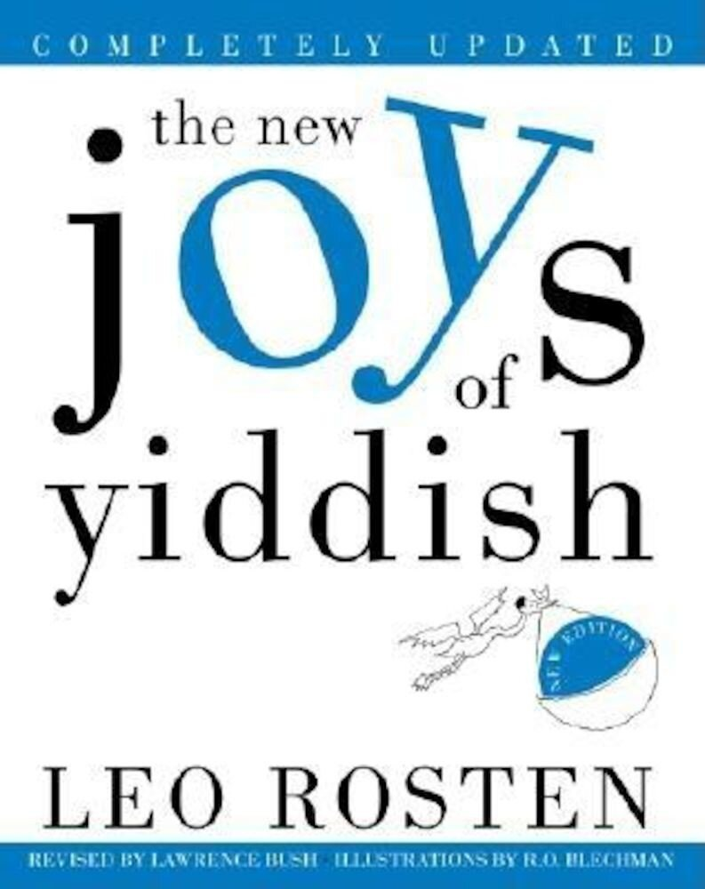 The New Joys of Yiddish: Completely Updated, Paperback