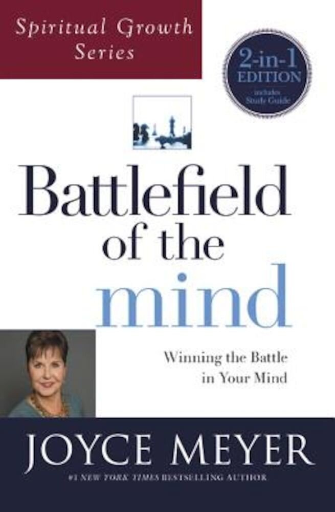 Battlefield of the Mind (Spiritual Growth Series): Winning the Battle in Your Mind, Paperback