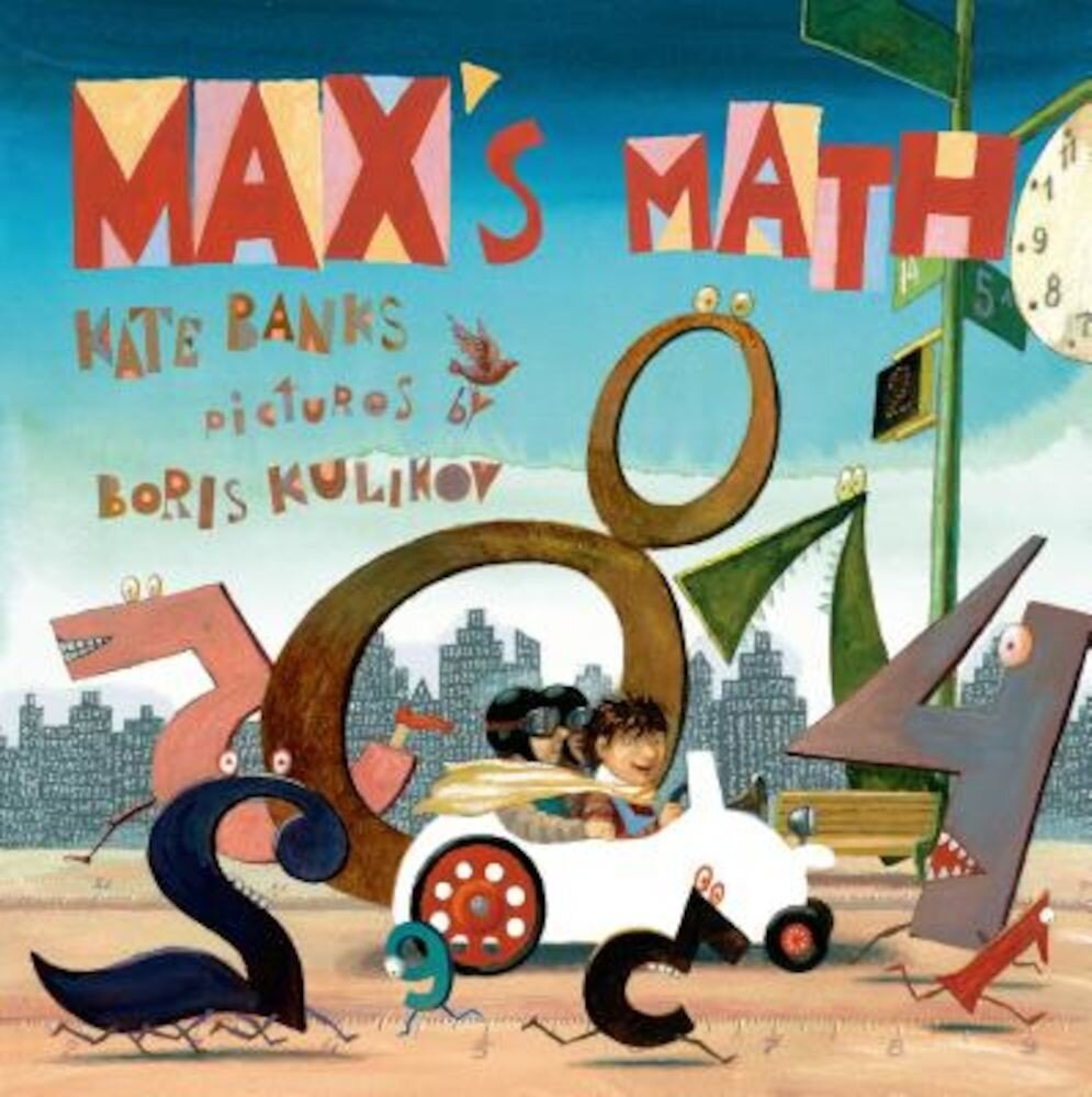 Max's Math, Hardcover
