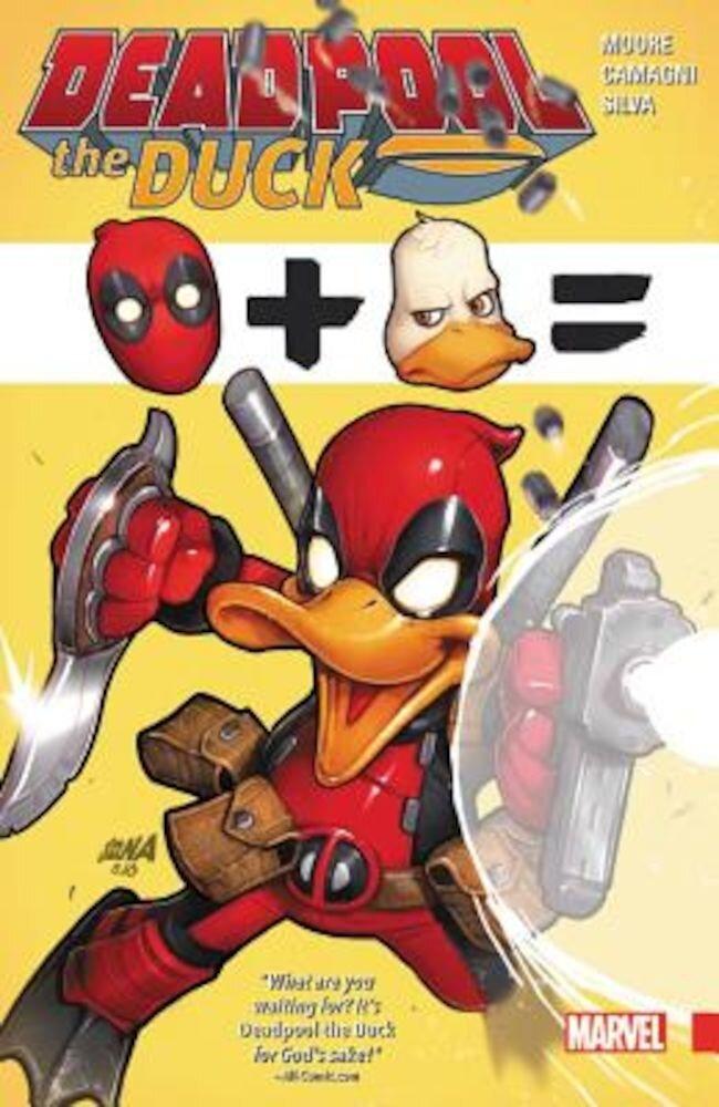 Deadpool the Duck, Paperback