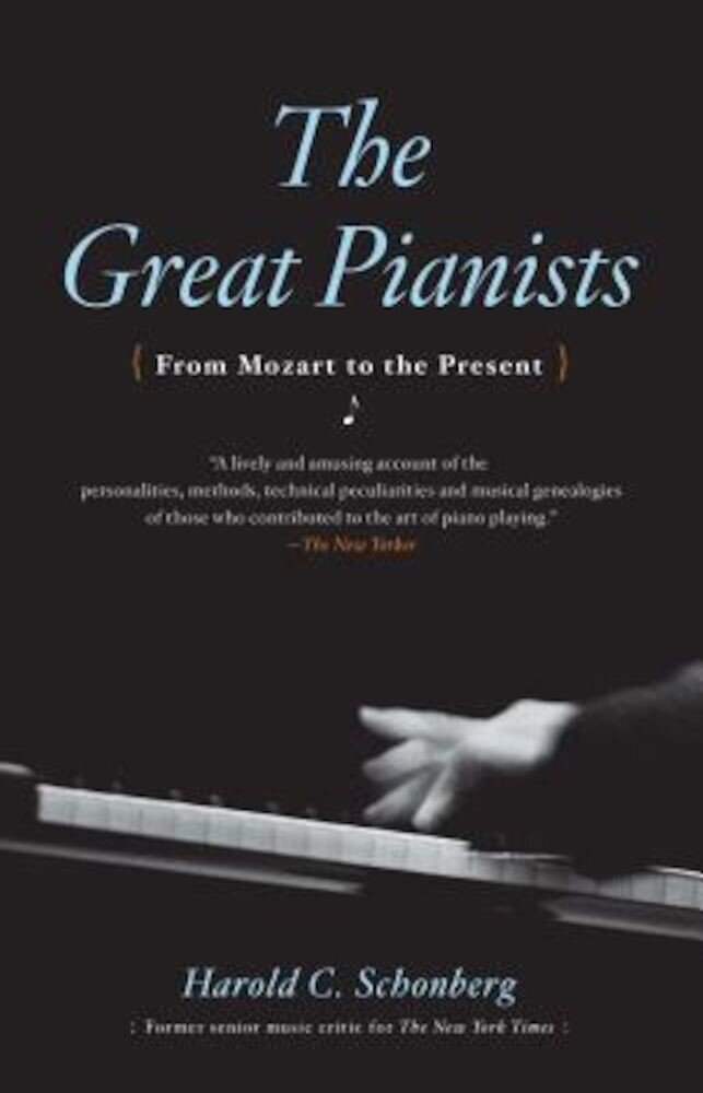 Great Pianists, Paperback