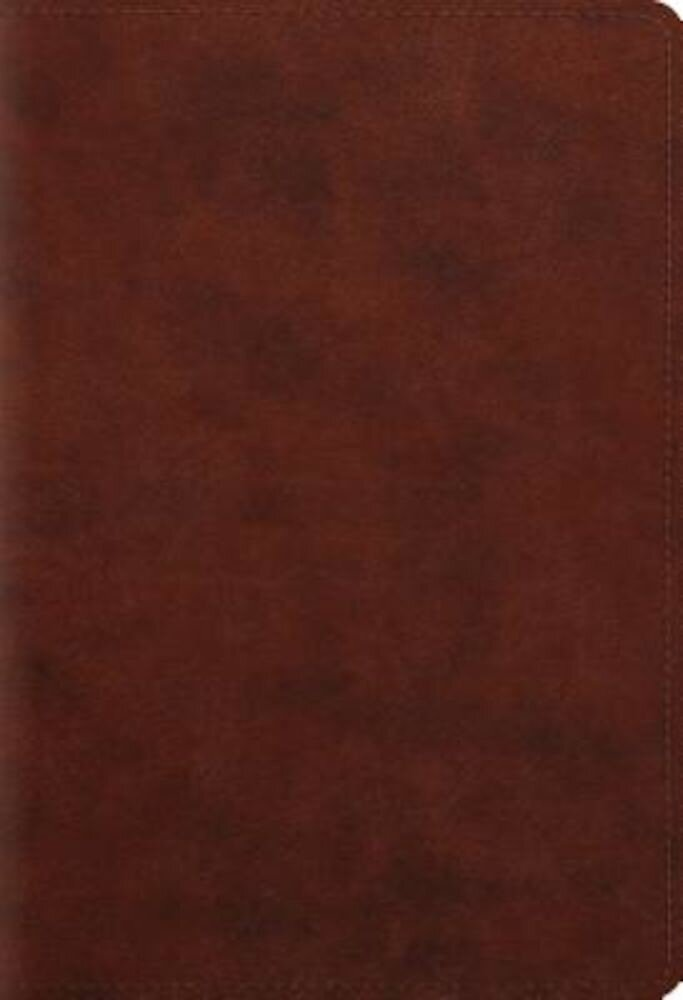 ESV Student Study Bible (Trutone, Chestnut), Hardcover